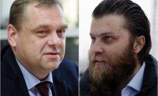 Par noziegumiem maksātnespējas procesā aiztur Sprūdu un vēl trīs personas (plkst. 16.45)