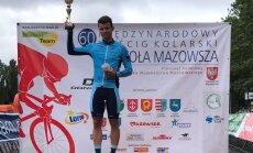'Rietumu banka – Rīga' riteņbraucējiem veiksmīgs sniegums prologā Polijā