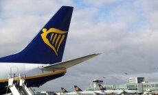 Самолеты Ryanair будут летать из Каунаса в Испанию