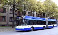Drošības stiprināšanai Rīgas sabiedriskā transporta līdzekļus aprīkos ar jaunām iekārtām