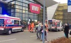 Polijā tirdzniecības centrā sadurti vairāki cilvēki; viens bojā gājušais