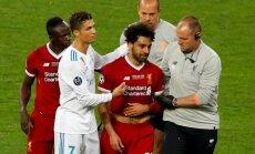 Salaha piedalīšanās Ēģiptes izlases pirmajā spēlē PK — maz ticama