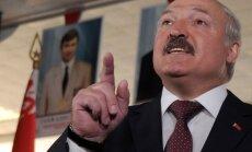 Galvenais, lai Ukraina nekļūst par NATO bāzi, uzskata Lukašenko