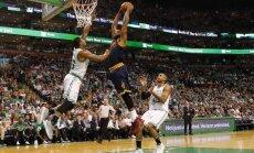 'Cavaliers' Austrumu konferences finālsērijas otrajā mačā grauj 'Celtics'