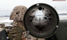 Военная база в Марупском крае будет расширена
