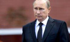 Putins liek valdībai reaģēt uz Rietumu sankcijām