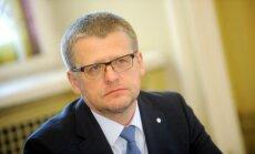'Vienotībā' pieaug neapmierinātība ar Belēviča darbību; visticamāk, ministrs amatu pagaidām nezaudēs