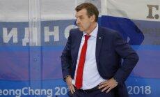 Znaroka vadītā OAR hokeja izlase bez grūtībām iekļūst Phjončhanas olimpisko spēļu pusfinālā