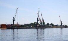 Грузооборот портов стран Балтии вырос: Клайпеда опережает Ригу