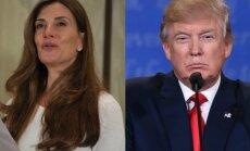 Donaldu Trampu sieviete apsūdz par seksuālu uzmākšanos