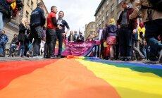 'Baltijas praida' laikā Rīgā ierobežos satiksmi un mainīs sabiedriskā transporta maršrutus