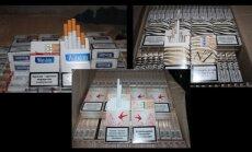 Visvairāk kontrabandas cigarešu pīpētāju dzīvo Daugavpilī un Līvānos, secināts pētījumā