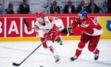 Dānijas izlases uzbrucējs Hansens no NHL pārcelsies uz Maskavas CSKA