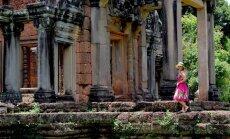 Pasaules bērni: Reiz te ēda cilvēkus un upurēja dieviem jeb Angkorvats un citi tempļi džungļos