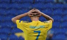 Ukraine s midfielder Andriy Yarmolenko