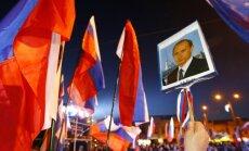 Putins: PSRS sabrukums padarījis krievus par lielāko sadalīto nāciju pasaulē