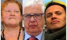 Dzejniece Zandere saņems jau piekto 'Autortiesību bezgalības balvu', Pauls un Kaupers - ceturto