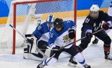 Phjončhanas olimpiskās spēles: 10. diena sākas ar pusfināliem sieviešu hokejā. Teksta tiešraide