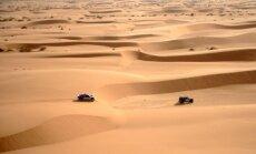 'OSCar' ekipāža izcīna otro vietu 'Africa Eco Race' devītajā ātrumposmā