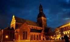 На шпиль Домского собора вернется отреставрированный петушок