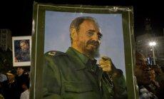 Maskavā būs Fidela Kastro laukums