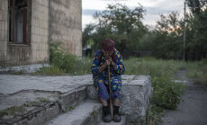 Ukrainā krievvalodīgie cieš vienīgi Krievijas kontrolētajā teritorijā, paziņo Volkers
