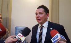 Saeima izdod kriminālvajāšanai deputātu Artusu Kaimiņu (plkst. 10.35)