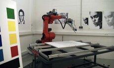 Nākotne ir šodien: Rembrants atdzimis robota formā