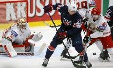 Video: Hokejisti, kas septītajā PČ dienā pastrādājuši visskaistāk