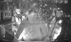 Par uzbrukumu RS kontrolierim aiztur niknu vīrieti spēka gados