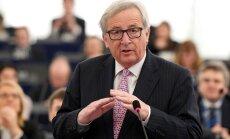 ES nepievienojas Turcijai, Turcija nepievienojas ES, paziņo Junkers