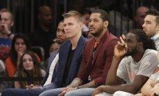 'Knicks', cenšoties aizmainīt Porziņģi, klāt piedāvāja arī centru Noā