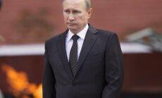 Time: Путин вырезал критику Украины из своей речи
