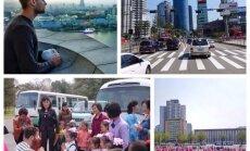 Dramatiskā atšķirība starp dzīvi Ziemeļkorejā un Dienvidkorejā. Lietuviešu ceļotāja stāsts