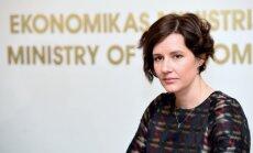 Finanšu ministre: nevajag pārsteigties ar nodokļu atcelšanu 'dzīvesstila uzņēmumiem'