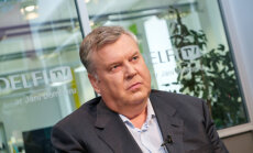 'Delfi TV ar Jāni Domburu': partiju līderi – pilna intervija ar Jāni Urbanoviču