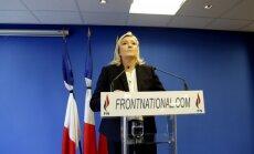 Ле Пен заявила о законности присоединения Крыма к России