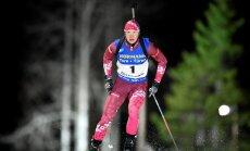 Биатлонисты Латвии впервые за семь лет пробились в топ-10 в эстафете