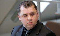 Ventspils domes opozicionārs Naudiņam pieprasa atlaist Lembergu