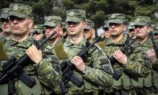 Kosova atliek ideju veidot savu armiju