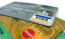 Krimā pēc teju pusgada pārtraukuma var izmantot 'Visa' un 'MasterCard' maksājumu kartes