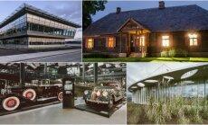 Foto: Par Latvijas Arhitektūras gada balvu cīnīsies 18 darbi