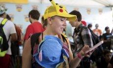 'Pokemon Go' jubilejas festivālu Čikāgā piemeklē tehniskas likstas