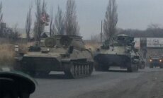 Ukrainā no Krievijas ievesta sarežģīta bruņotā radaru sistēma 1RL232 'Leopard'
