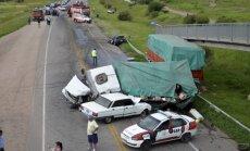 Saistībā ar Dakaras ralliju notikusi vēl viena traģiska avārija