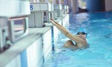 Apgalvojums par nelicencētām peldēšanas nodarbībām ir maldinoša manipulācija, uzskata Ventspils Olimpiskais centrs