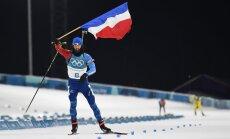 Гонки преследования выиграли Фуркад и Дальмайер, Расторгуев поднялся на 12 мест