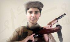 Sīrijā nogalināts 'Daesh' līdera dēls