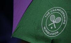 Šogad 'French Open' un Vimbldonā aizvadītas četras 'aizdomīgas' spēles