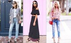 Ar ko papildināt garderobi? Stiliste izvirza pavasara/vasaras aktualitātes